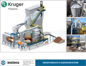 Kruger Products Paper Mill